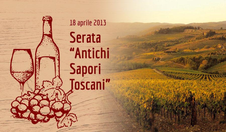 "Serata ""Antichi Sapori Toscani"""
