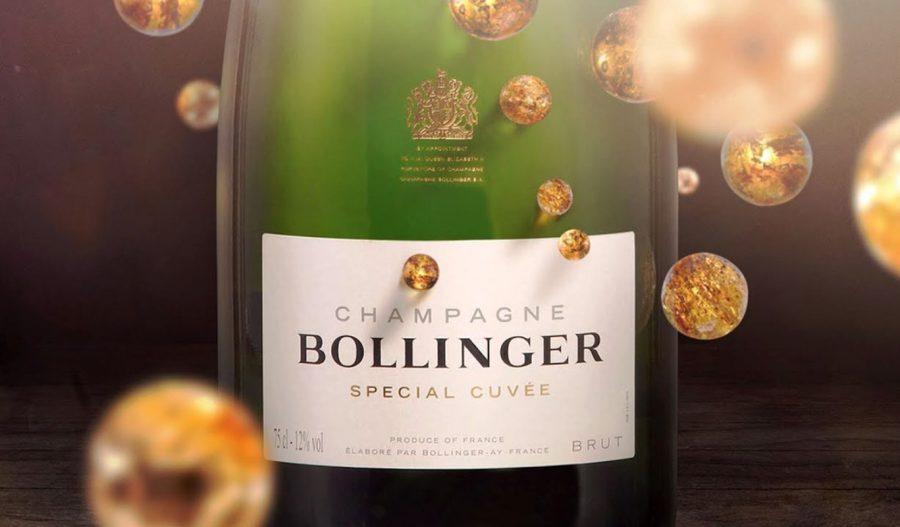 Serata Champagne Bollinger